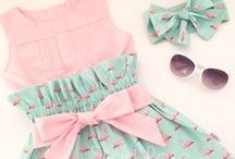 Pretty Little Things / Pretty things for my little girl and boy to wear
