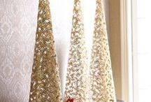 Table Top Tree Crafts / by Nancy Bivins