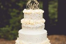 Wedding Cakes / Wedding cakes, desserts and cake toppers ideas for your special day!