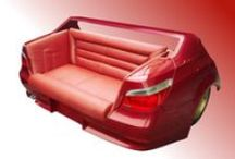 For sale Sofa BMW 5 s60 / Furniture cars for sale Sofa BMW 5 s60