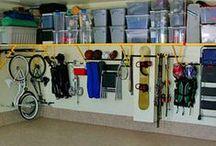 Garage Storage / Garage Storage.  Sometime we need ideas and to learn how to organizan. http://www.phoenixazgaragedoorrepair.com/