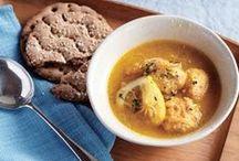 Soupe Recipes / あったかおいしい、スープのレシピ。ちょっぴりひと手間をかけて、見た目もおいしい一品をどうぞ。
