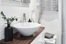 wc & kylpyhuone & sauna