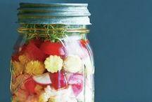 Jar Recipes / ジャーサラダはもちろん、スムージーやスイーツまで... おしゃれでおいしいモバイル・レシピはいかが?