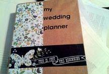 Wedding planner 141 / Organizar una boda