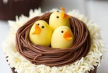 Spring and Easter Ideas / Ideas for spring and easter parties, celebrations and activities for families and kids.