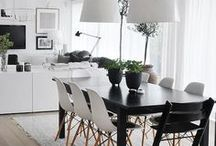 Homestyling and Interior Design! / there's no place like home -  dreamy home interiors