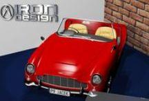 Aston Martin db5 / Aston Martin db5 sofa