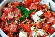 ♥ Rezepte | Vegetarisch | Healthy Food / Viele leckere Rezepte für die vegetarische Küche. Für alle, die auch mal ohne Fleisch kochen möchten.