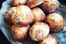 ♥ Rezepte | Brot backen | Bread please / Liebst Du den Duft von frisch gebackenem Brot? Hier findest Du viele köstliche Brotrezepte zum selbst backen.