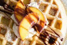 Rezepte | Waffeln | Recipies | Waffles ♥ / Hier zeige ich Dir viele köstliche Waffelrezepte. Wenn Du auch ein Waffelfan bist, findest Du hier sicher das Richtige
