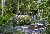 ♥ DIY | Terrassen | Ideen / Hier findest Du tolle Ideen zum Thema Terrasse. Einige DIY Projekte sind auch dabei...