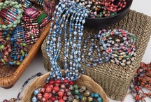 Ethical Jewelry / Eco-friendly and ethically sourced jewelry and jewelry-making supplies. Sustainable, organic, recycled, reclaimed, fair trade and/or local.