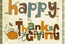 Thanksgiving / by Amparo Salazar
