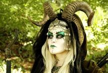 Inspiring makeup and hair / by Jacki Visiblydistorted