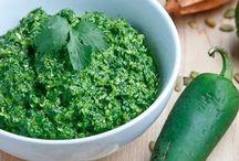 Dips, sauces n salsas / by Lynn