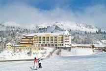 Hotel direkt an der Piste in Obertauern