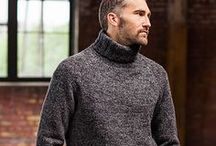 knitting for men / by Paige Koosed