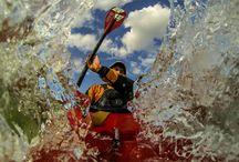 Whitewater Kayaking / Whitewater Kayaking ❤️Paddling Fun / by Lynn H