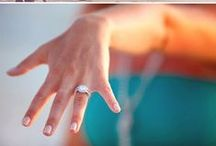 Put a ring on it / engagements, celebrations, weddings / by Emily Maples
