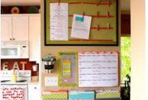 home ideas - organisation