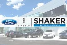 Shaker Family Ford Lincoln / 831 Straits Turnpike Watertown, CT