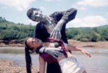 Cinema brasileiro - Horror & Gore & Trash / As produções mais assustadoras, nojentas, bizarras e/ou divertidas produzidas no Brasil.