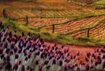 My Art Portfolio: Landscape / Landscape paintings