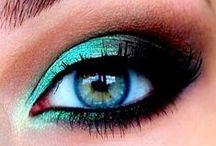 Make-up & Smokey eyes