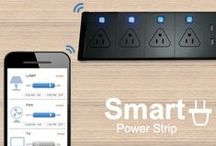 Smart Home / Smart home automation combines the best in energy efficiency, heating/cooling, security, smart streaming, audio, and simple controls from your device. Get started automating your home here: http://smart-home.toptenreviews.com/