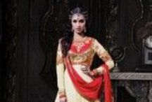 Khwaab / Stunning designer pieces modeled by the very talented Shraddha Kapoor.