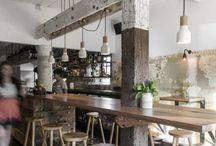 Cafes & Boutique Interiors