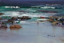 Beside the Seaside / Coastal & seascape artworks