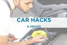 Car Hacks and Advice / Car Hacks and Advice About Your Vehicle, Car Shopping, Buying a Car, and Care Care