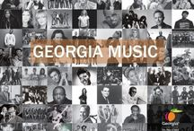 Georgia Music on My Mind / From Ray Charles, Little Richard, James Brown and Otis Redding to the Allman Brothers, REM, Widespread Panic, and the Drive By Truckers, Georgia music has quite a legacy. This board celebrates that illustrious history and is designed to supplement 2 of the 3 blogs I publish - Rock of Agers and Southern Roots Run Deep. / by David Price