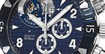 Luxury Watches / A collection of watches for the rich & famous!