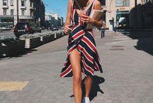 Spring/ Summer fashion
