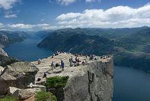 Norge rundt en vakker dag