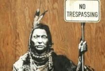 I like Native American things.