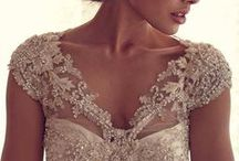 No Pinterest without wedding dresses