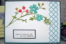 Memory Box Cards 1 / by Trish Parsons