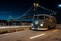 VW Bus / by T. Ratmuangfang