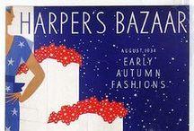 Harper's Bazaar | vintage