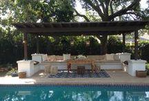 pool / by Lisa Stevens Gilford