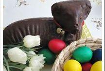 velikonoční recepty / recepty na nejrůznější velikonoční pokrmy #velikonoce #recepty #beranek #mazanec #vejce #easter #recipe