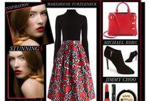 Fashion / Mode / Vous aimez la mode? Nous aussi!!!!!! Idées looks pour rendre nos clientes encore plus belles.