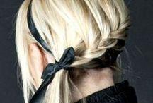 Schöne Haare / Hübsche Flechten und so...