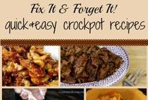 Yummy Crockpot Meals / by Erika Adams