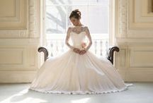 "Big ""W"" day / Wedding, bride, groom, bridal dress, ideas, hair, make-up, accessories, space, hall, bridesmaid..."
