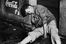 ph: weegee - Arthur Fellig / Arthur Fellig 'Weegee' — Photographer / by D. Lind